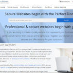 CHD Secure Websites